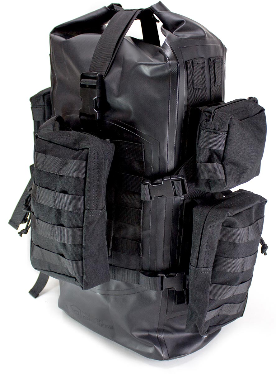 Mission Darkness Faraday Dry Shield Backpack Tritech Digital Forensics
